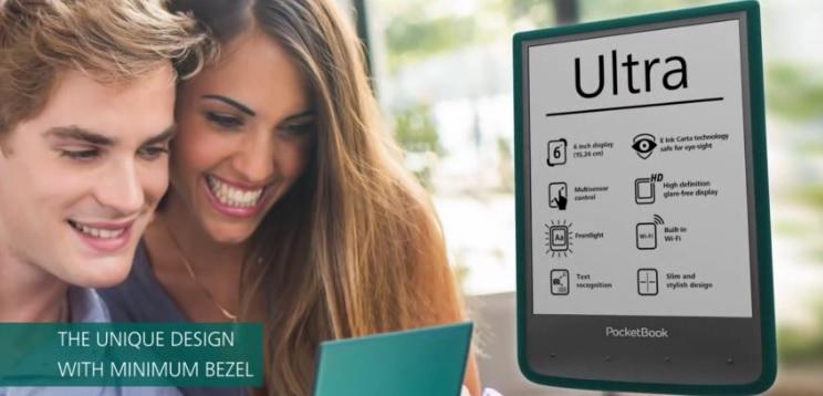 eBook Reader PocketBook Ultra12