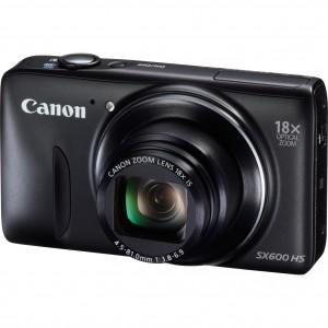 Aparat foto digital Canon PowerShot SX600 HS