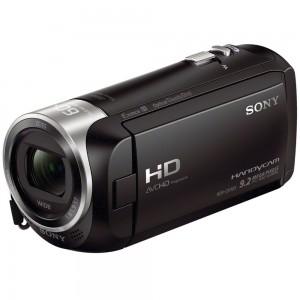 Camera video Sony HDRCX405B, Full HD, Negru 3