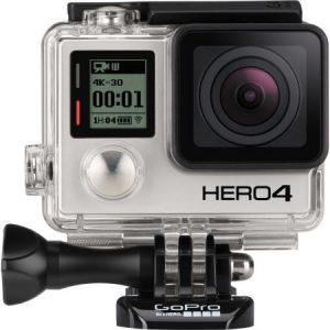 Camera video sport Ultra HD GoPro Hero 4 Black Adventure Edition