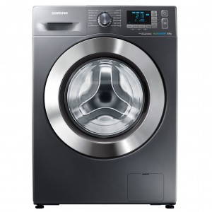 Masina de spalat rufe SLIM Samsung WF60F4E5W2X, 1200 RPM