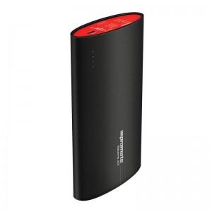 Baterie externa Promate, 10000 mAh colectia Storm, neagra