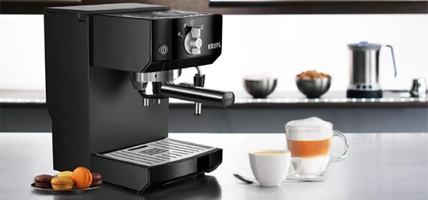 Krups-K2-XP521030-2 Cel mai bun espressor manual de cafea