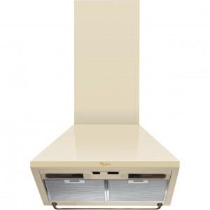 Hota incorporabila decorativa rustica Whirlpool AKR 551 JA, putere de absorbtie