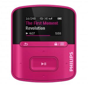 MP3 Player Philips SA4RGA02PN