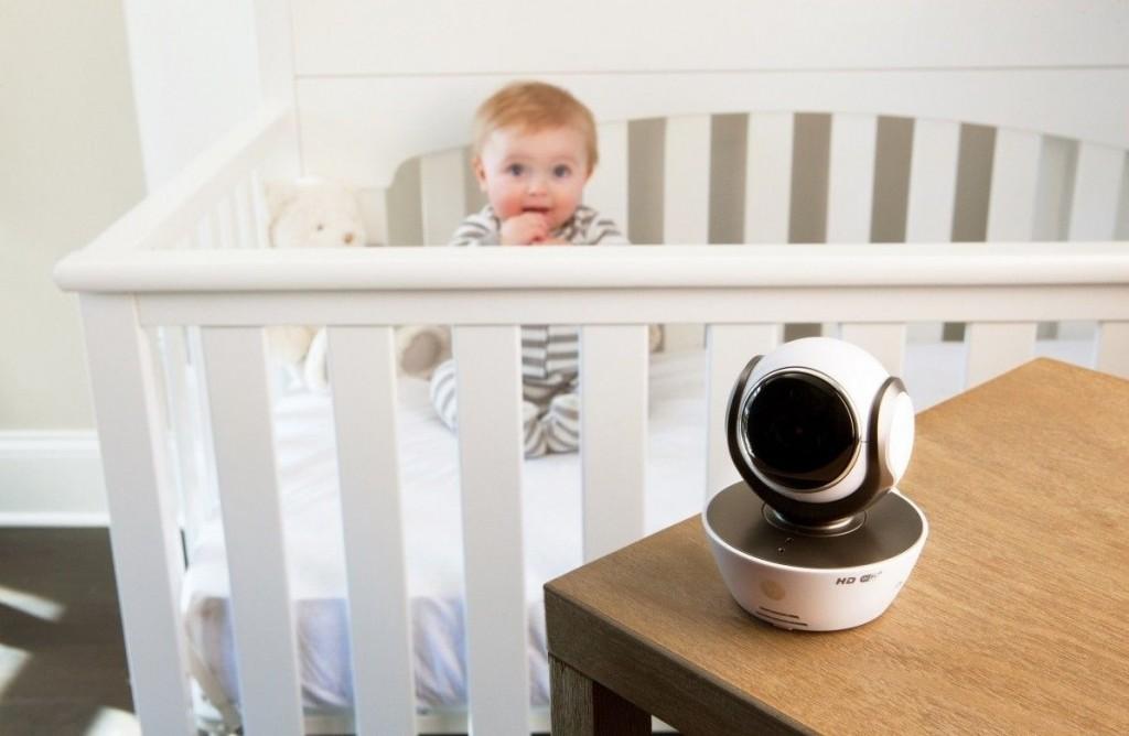 Videofon digital Motorola + Wi-Fi MBP854 Connect4 - Cel mai bun baby monitor cu functie video