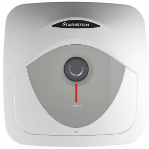 Boiler electric Ariston Andris RS 15 EU, 15 l, 1200 W, Led iluminat