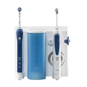Periuta de dinti electrica Oral-B powered by Braun 20-535, 8800 oscilatii, 2 programe