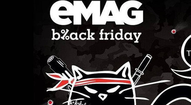 Black Friday  reduceri eMAG - 18 noiembrie 2016 - abcTop.ro