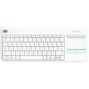 Tastatura Wireless Logitech K400 Plus White