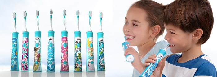 Cea mai buna periuta de dinti electrica pentru copii - abcTop.ro
