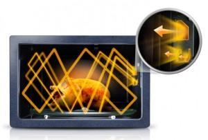 Cuptor cu microunde Samsung GE83X 4