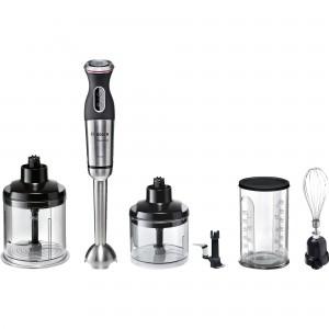 Mixer vertical Bosch MSM87180, 750 W, 12 Viteze, Functie Turbo