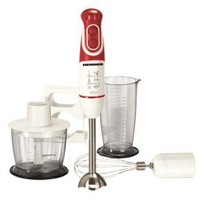 Mixer vertical Heinner Delice HB-600, 600 W, Cana 0.7 l, Tocator 0.5 l