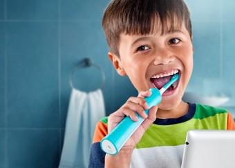 Cea mai buna periuta de dinti electrica pentru copii
