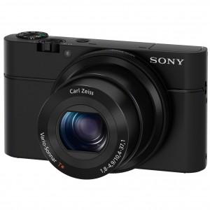 Aparat foto digital Sony Cyber-Shot DSC-RX100