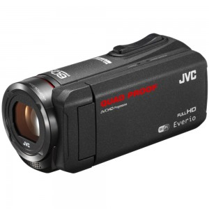Camera video JVC Quad-Proof RX GZ-RX515BEU 1
