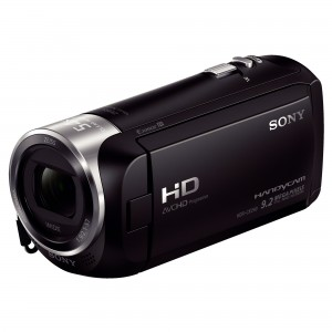 Camera video Sony HDRCX240EB