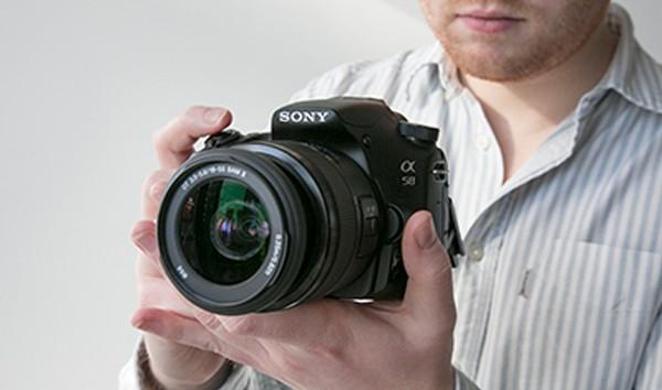 Cel mai bun aparat foto D-SLR