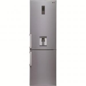 Combina frigorifica LG GBF539PVQWB Full No Frost