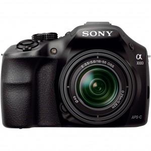 Aparat foto Mirrorless Sony A3000 2