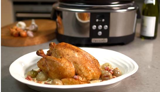 Slow cooker Crock-Pot SCCPBPP605-050, 5.7 l, 2 Setari gatit 1 - cea mai buna oala electrica de tipul slow cooker