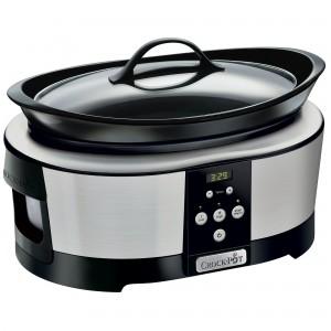 Slow cooker Crock-Pot SCCPBPP605-050, 5.7 l, 2 Setari gatit