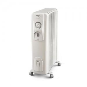 Calorifer TESY CC 2510 E05 R, 2500 W, 10 elementi, 3 trepte putere, Termostat de siguranta, Termostat reglabil, Protectie anti-inghet