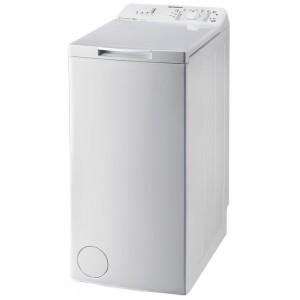 Masina de spalat rufe cu incarcare verticala Indesit ITW A 61052 W