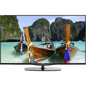 Televizor Smart 3D LED Sharp, 152 cm, LC60LE652E, Full HD