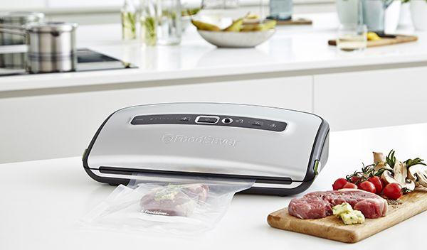 Aparat de vidat FoodSaver FFS004X 01 6 - aparat pentru vidarea alimentelor