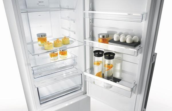 Combina frigorifica Gorenje NRK6191CW