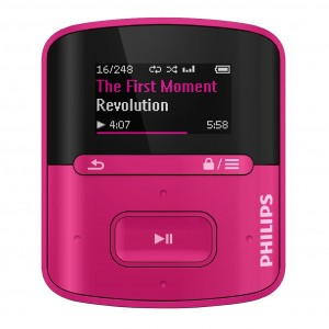 MP3 Player Philips SA4RGA02PN