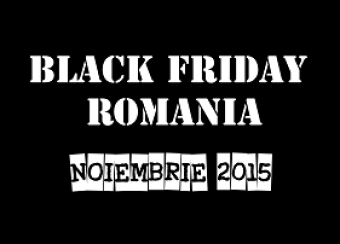 Magazine participante Black Friday Romania