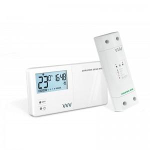 Termostat de ambient Auraton 2030 RTH - termostat fara fir