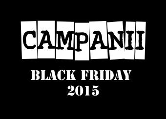 Campanii Black Friday 2015