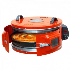 Cuptor electric cilindric ABT-103, Orgaz, Geam rezitent la actiuni mecanice si temperaturi inalte