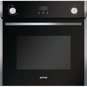 Cuptor incorporabil Gorenje BOG633E00XGK, Gaz, Multifunctional