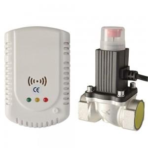 Kit Senzor gaz PNI GD-01 si electrovalva PNI V-02 cod 2014172