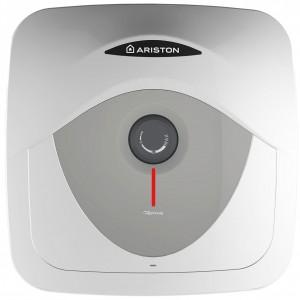 Boiler electric Ariston Andris RS 15 EU, 15 l, 1200 W, Led iluminat
