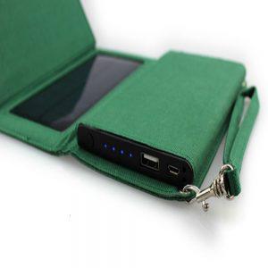 Baterie solara hibrid 5w