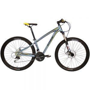 Bicicleta Stone 27.5 Storm 10 numar viteze 27 Gri dimensiune cadru 16