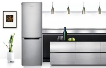 Combina frigorifica Samsung RB29FSRNDSA, 290 l 7
