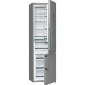 Combina frigorifica Gorenje NRK6203TX, NoFrost Plus