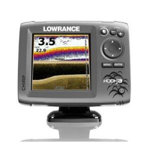 Sonar Lowrance HOOK 5x