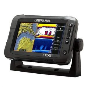 Sonarul GPS Lowrance HDS7