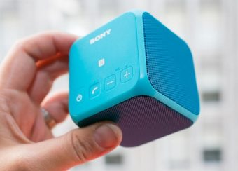 Boxa portabila Sony SRSX11 – Review Complet