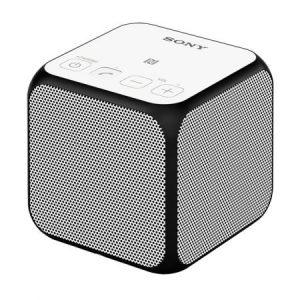Boxa portabila Sony SRSX11, Bluetooth, NFC, Alb