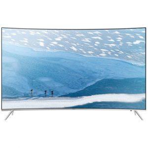 Televizor SUHD Curbat Smart Samsung, 138 cm, 55KS7502, 4K Ultra HD