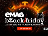 Top electrocasnice reduse de Black Friday la eMAG
